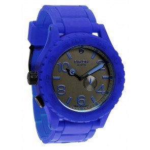 Nixon RUBBER 51-30 Navy Watch-A236-307