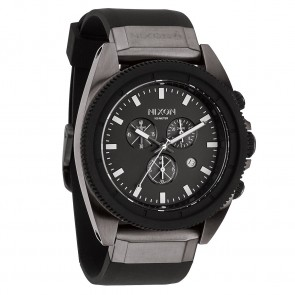 Nixon ROVER Chrono Gunmetal / Black Watch