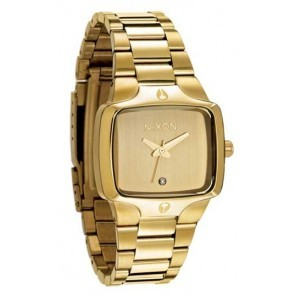 Nixon SMALL PLAYER All Gold Gold Watch-A300-511