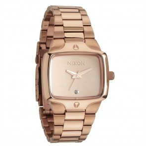 Nixon SMALL PLAYER All Rose Gold Watch-A300-897
