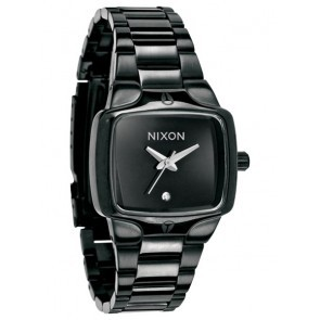 Nixon SMALL PLAYER All Black Watch-A300-001