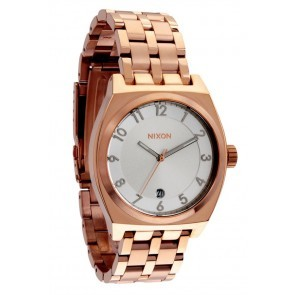 Nixon MONOPOLY Rose Gold Watch-A325-1044