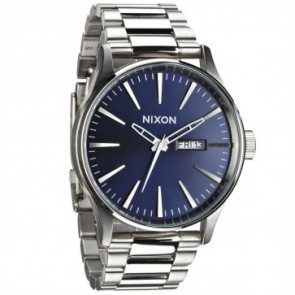 Nixon SENTRY SS Blue Sunray Watch-A356-1258