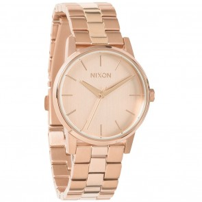 Nixon SMALL KENSINGTON All Rose Gold Watch