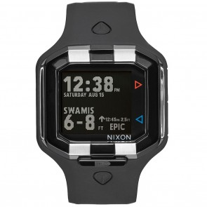 Nixon ULTRATIDE LTD SW Watch Vader Black