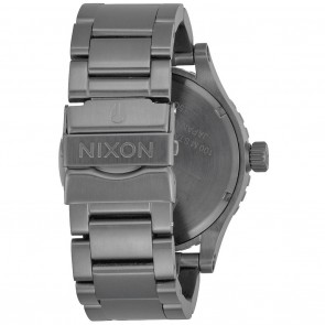 Nixon 46 All Gunmetal Watch