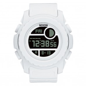 Nixon SUPER UNIT Watch All White