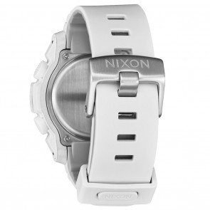 Nixon SUPER UNIT All White Watch