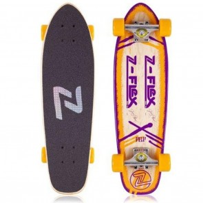 Z-Flex Jimmy Plumer Cruiser POP Orange Complete