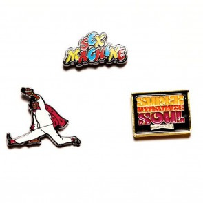 Mighty Healthy Get Down Pin Pack