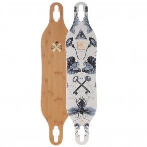 Arbor Axis 40 Bamboo BC Longboard Deck Only