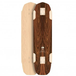 Arbor Backlash 37 Longboard Deck