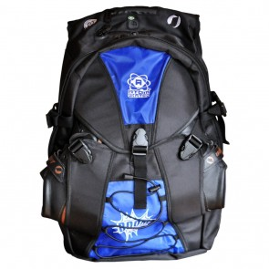 Atom Skates Backpack - Blue Main