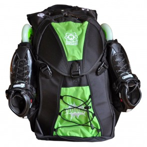 Atom Skates Backpack - Green Main