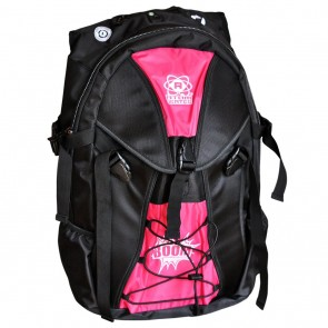 Atom Skates Backpack - Pink Main
