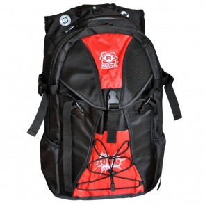 Atom Skates Backpack - Red Main