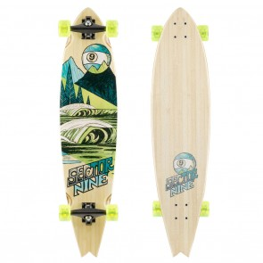 """Sector 9 Offshore 16 (39.5"""" x 9.375"""") Longboard Complete"""