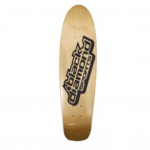 Black Diamond Sports Longboard Deck Only - Natural Cruiser