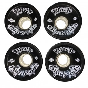 BDS Black Diamonds 63mm 78a Skateboard Wheels