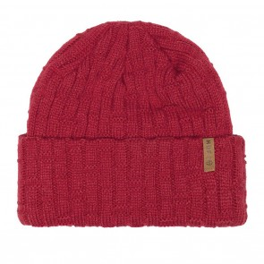 HUF Sinclair Contrast Beanie - Red