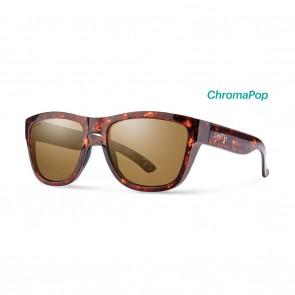 Smith CLARK Vintage Havana ChromaPop Polarized Brown Sunglasses