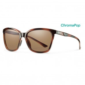 Smith COLETTE Tortoise ChromaPop Polarized Brown Sunglasses