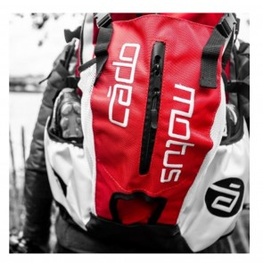 Cádomotus Airflow Backpack Red