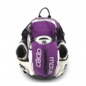 Cádomotus Airflow Cycling Gear Bag Backpack Fuchsia / White