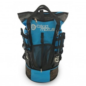 Cádomotus Versatile Sports Bag For Inline Skaters Cyan
