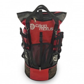 Cádomotus Versatile Sports Bag For Inline Skaters Red