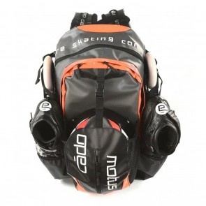 Cádomotus Waterflow Skate Backpack Black / Orange