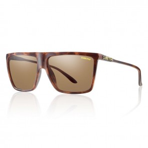 Smith CORNICE Matte Black / Polarized Brown Sunglasses