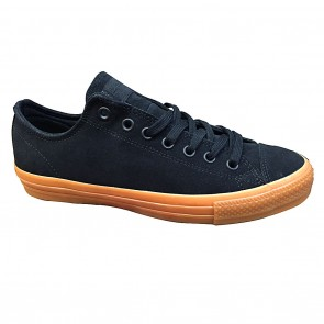 Converse CTAS Pro Ox Skate Shoes Black Black Gum