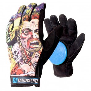 Landyachtz Comic Slide Gloves
