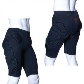 Crash Pads Pro-Pant w/Tail Shield
