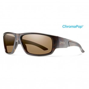 Smith DISCORD Matte Tortoise ChromaPop+ Polarized Brown Sunglasses