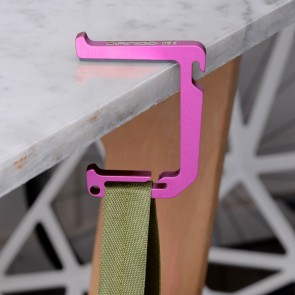 Dango Anodized Passion Pink Loop Hook