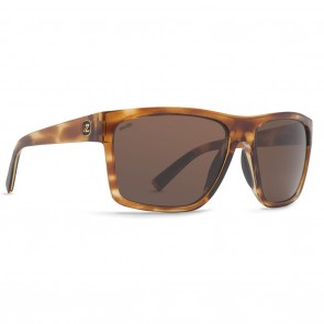 VonZipper DIPSTICK Tortoise Wildlife Bronze Polarized Sunglasses