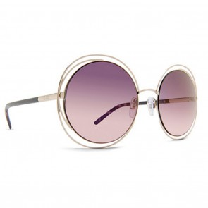 Dot Dash SPARKLEPOWER Sunglasses - Rose Gold and Pink Chrome