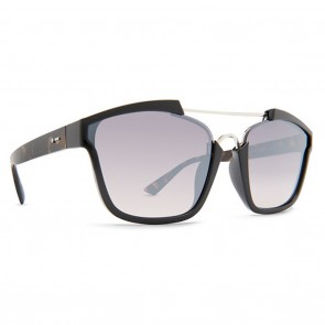 Dot Dash CONFUEGO Shadow Tortoise Gloss Silver Chrome Gradient Sunglasses