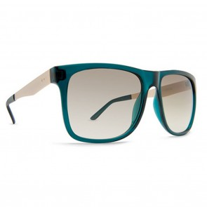 Dot Dash ADMIRAL Teal Fade Gradient Sunglasses