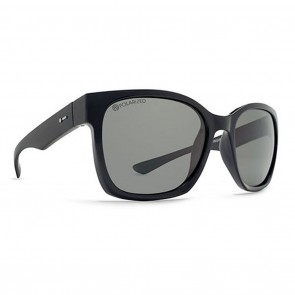 Dot Dash Frequency Black / Grey Polarized Sunglasses