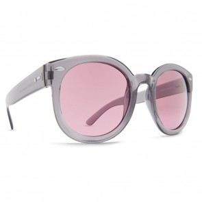 Dot Dash POOL PARTY Grey Translusent Rose Sunglasses