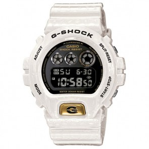 DW-6900CR-7CR | Casio G-Shock 6900 Crocodile Pattern Watch - WHT