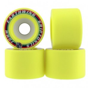 Earthwing Griptonics 70mm Skateboard Wheels - Durometer 87a