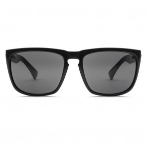 Electric KNOXVILLE XL Gloss Black Melanin Grey Sunglasses