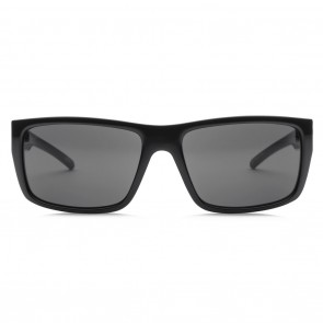 Electric SIXER Gloss Black Grey Glass Polarized Sunglasses