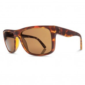 Electric SWINGARM Matte Tortoise Shell Melanin Bronze Sunglasses