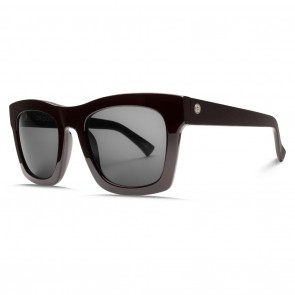 Electric CRASHER Gloss Black OHM Grey Sunglasses