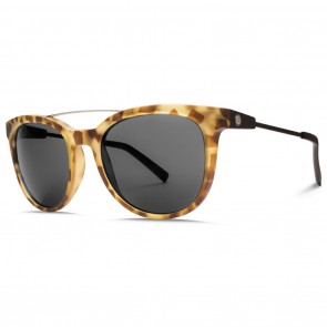 Electric BENGAL WIRE Matte Spotted Tortoise Black / OHM Grey Sunglasses
